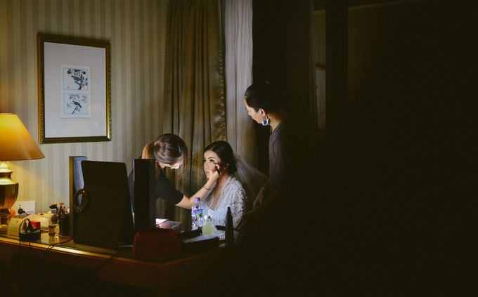 Jeremy & Alicia Wedding by MariMoto Productions - 003