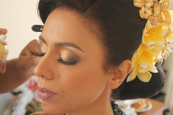 Portugesse Wedding by ekaraditya4makeup - 004