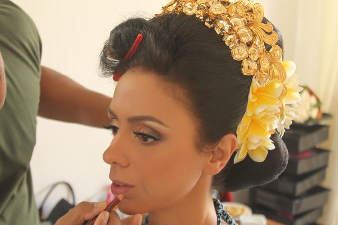 Portugesse Wedding by ekaraditya4makeup - 003