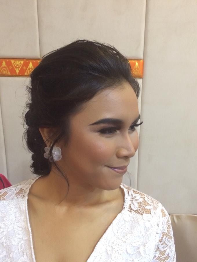 Flawless Bridal Makeup by ekaraditya4makeup - 001