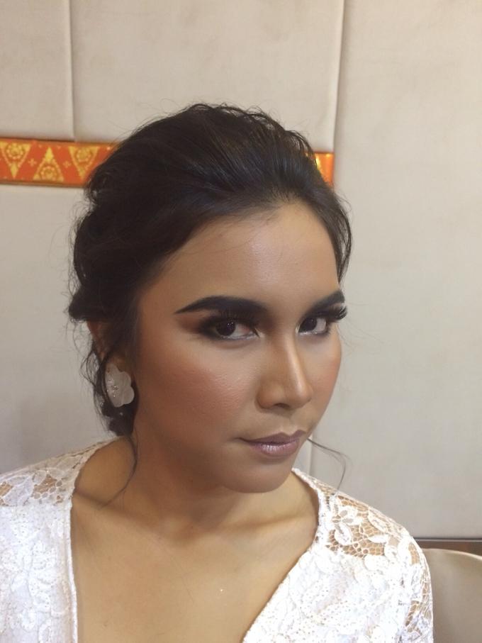 Flawless Bridal Makeup by ekaraditya4makeup - 002