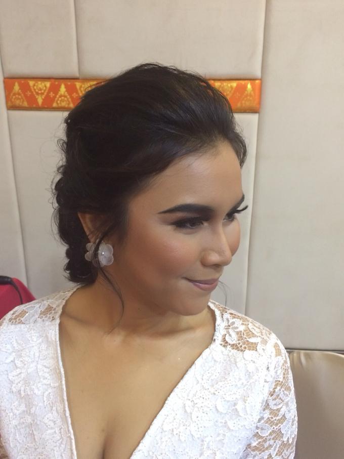 Flawless Bridal Makeup by ekaraditya4makeup - 005
