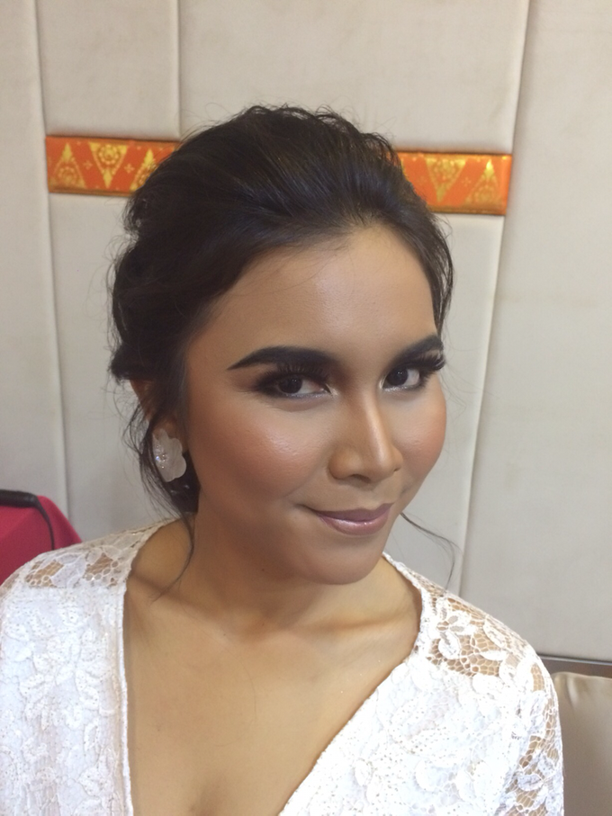 Flawless Bridal Makeup by ekaraditya4makeup - 004