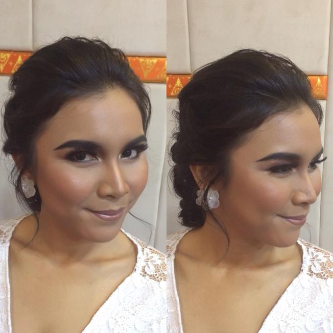 Flawless Bridal Makeup by ekaraditya4makeup - 006