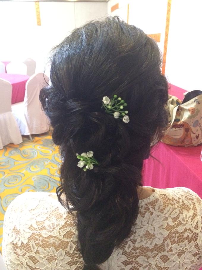 Flawless Bridal Makeup by ekaraditya4makeup - 007
