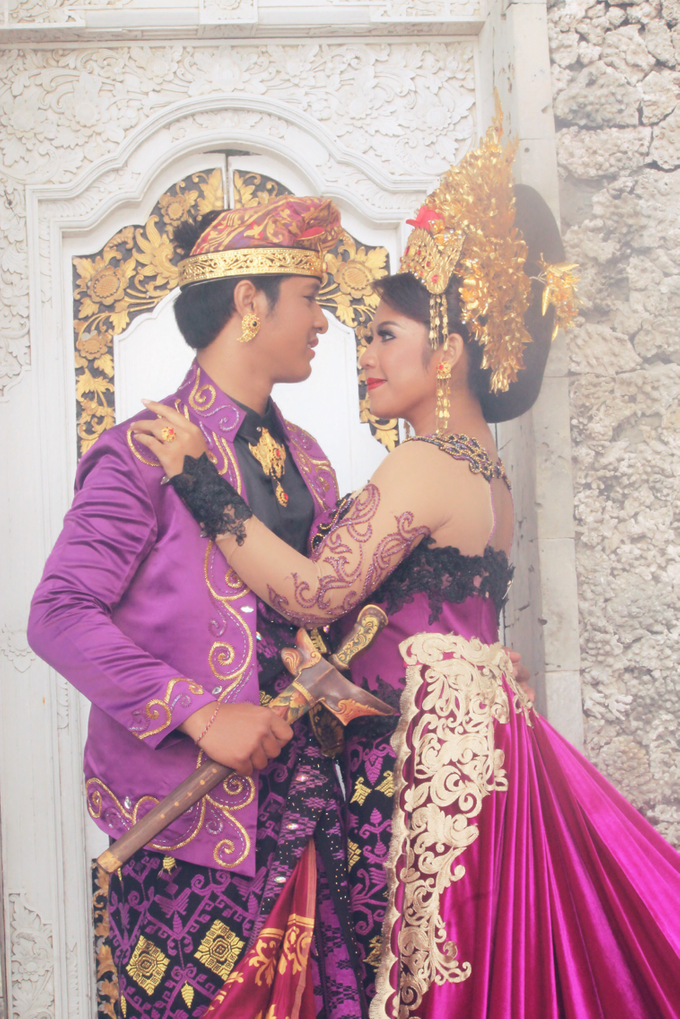 Balinese Pre Wedding  by ekaraditya4makeup - 003