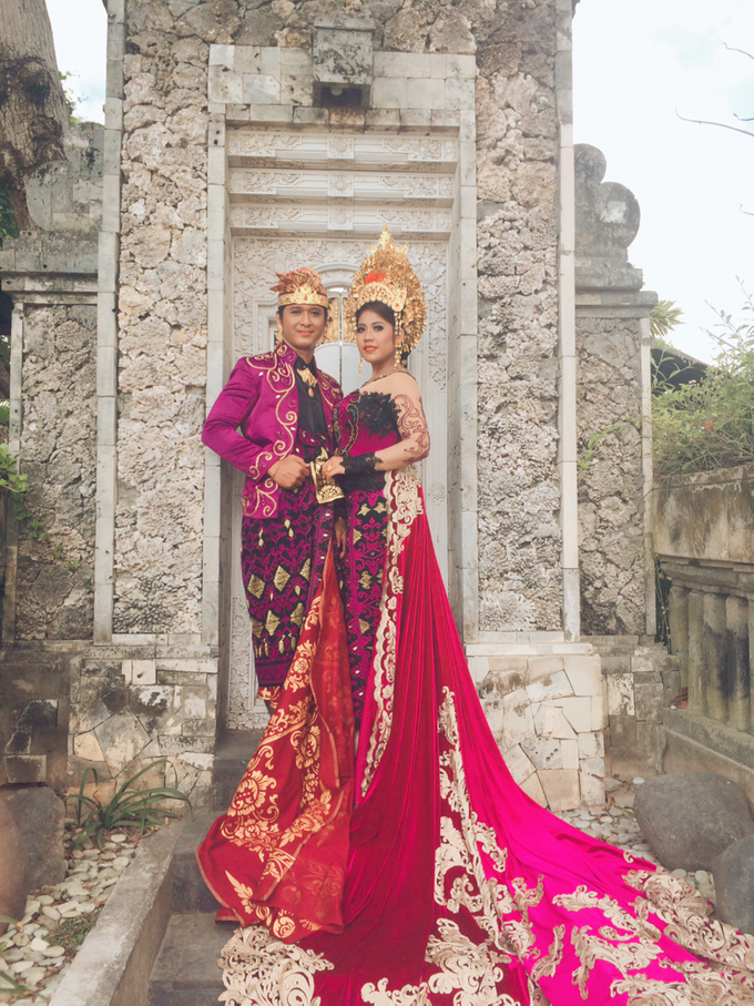 Balinese Pre Wedding  by ekaraditya4makeup - 005