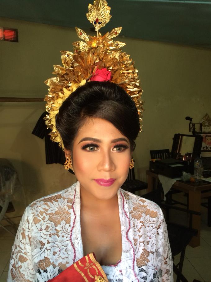 Balinese Wedding Makeup  by ekaraditya4makeup - 001