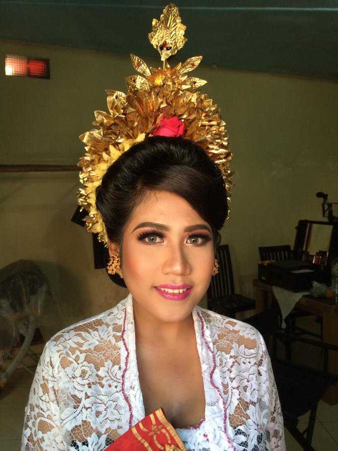 Balinese Wedding Makeup  by ekaraditya4makeup - 002