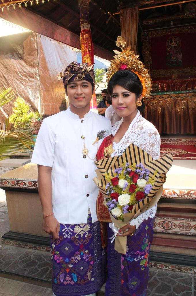Balinese Wedding Makeup  by ekaraditya4makeup - 003