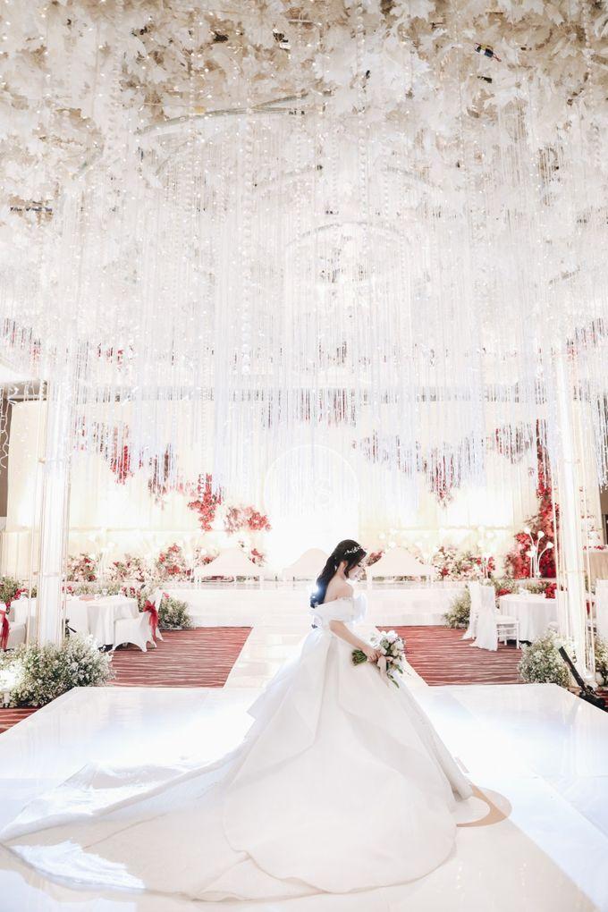 William & Selvi Wedding at Hilton Hotel by PRIDE Organizer - 021