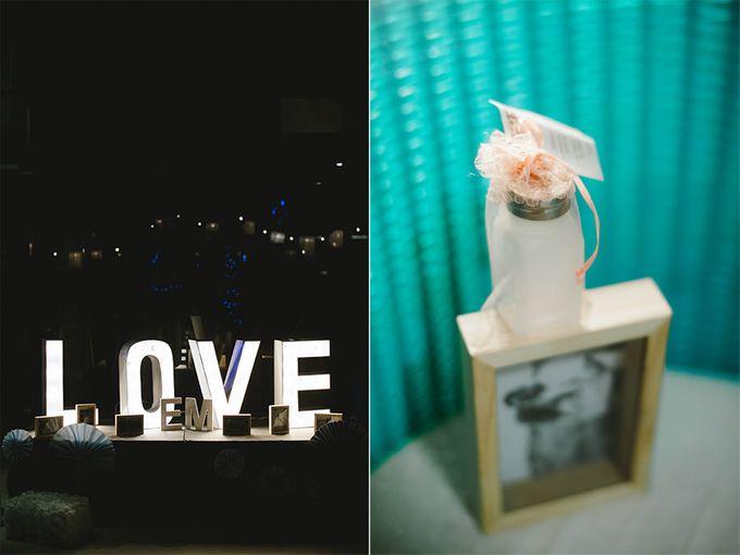 Eko Manda Wedding by David Christover - 030