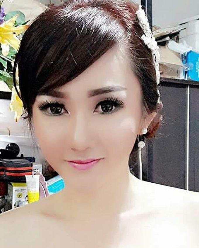 Wedding MakeUp N SulamAlis by Weiching Bridal Make Up - 022