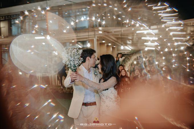 The Wedding of Ozie & Melati by MarisaFe Bridal - 001