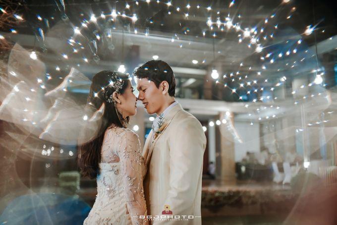 The Wedding of Ozie & Melati by MarisaFe Bridal - 006