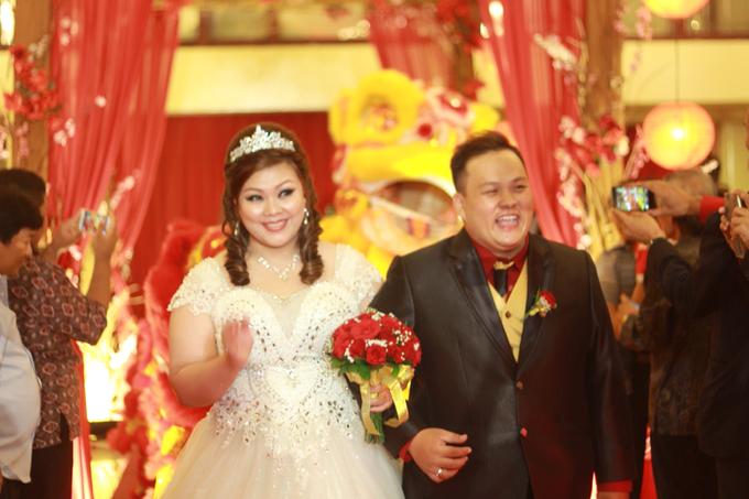 The Wedding of Leo & Sheila by Elbert Yozar - 003