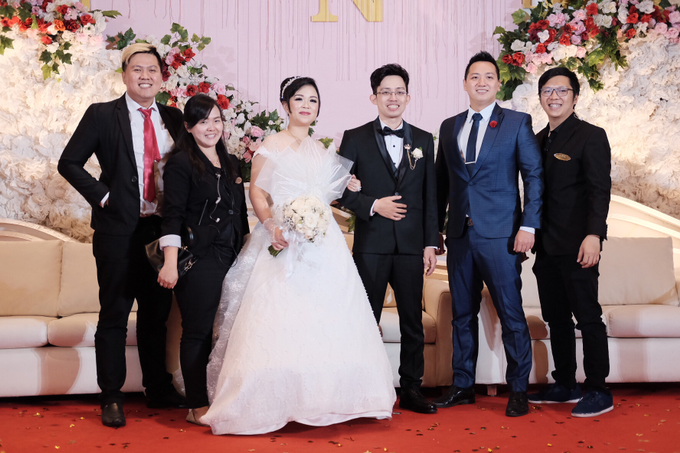 MC Wedding of Dani & Nervi  by Elbert Yozar - 023