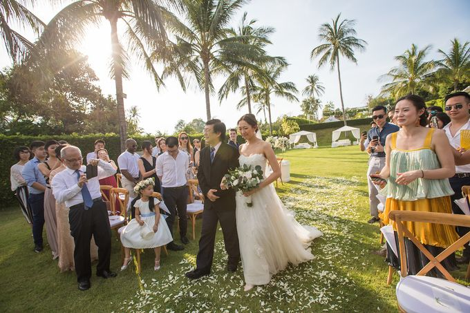 Eleanor and Clement wedding at Samujana villa Koh Samui by BLISS Events & Weddings Thailand - 006