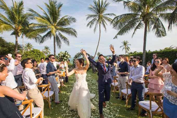 Eleanor and Clement wedding at Samujana villa Koh Samui by BLISS Events & Weddings Thailand - 008