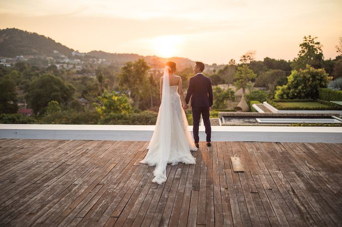Eleanor and Clement wedding at Samujana villa Koh Samui by BLISS Events & Weddings Thailand - 009