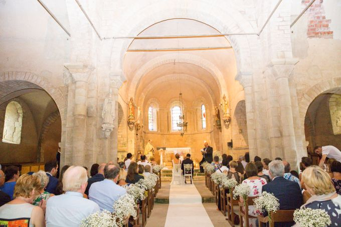 Wedding in the heart of France by Elegant Events - 010