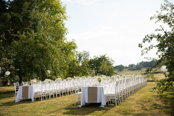 Wedding in the heart of France by Elegant Events - 015