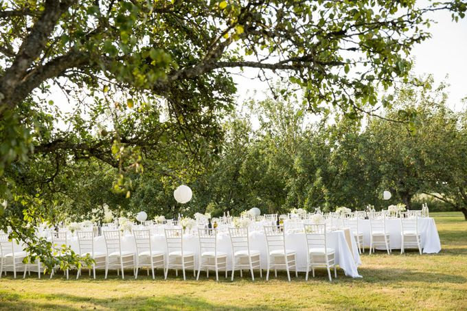 Wedding in the heart of France by Elegant Events - 016