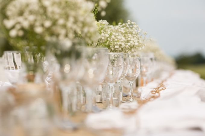Wedding in the heart of France by Elegant Events - 018
