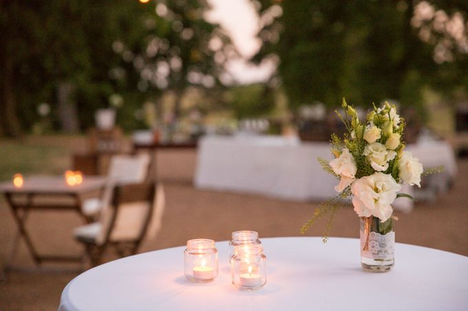 Wedding in the heart of France by Elegant Events - 022