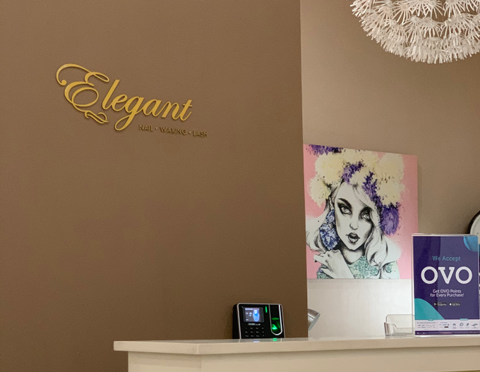 Our outlet  by Elegant Nail Indonesia - 001