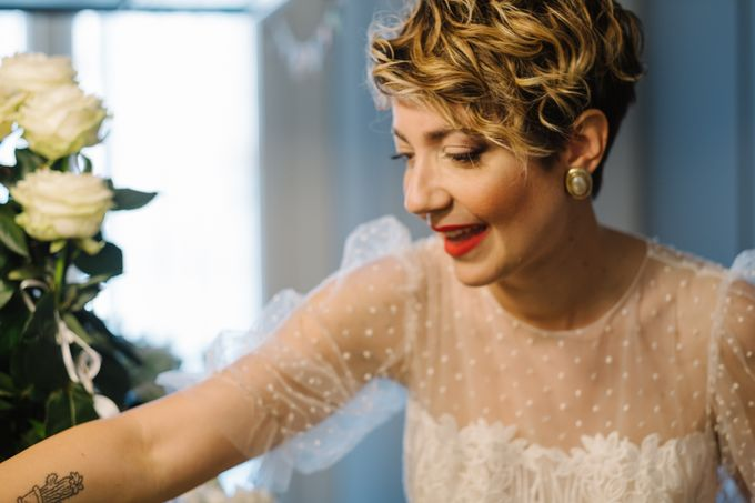 Eleonora wedding by Antonia Deffenu make-up artist - 002