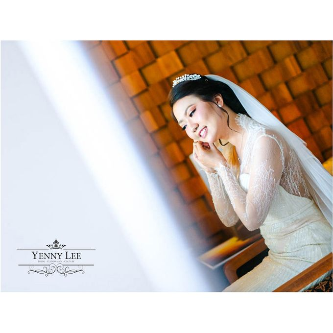 Melissa Wedding Dress by Yenny Lee Bridal Couture - 003