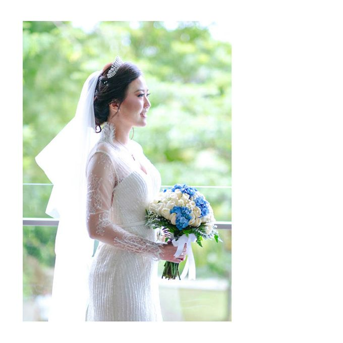 Melissa Wedding Dress by Yenny Lee Bridal Couture - 001