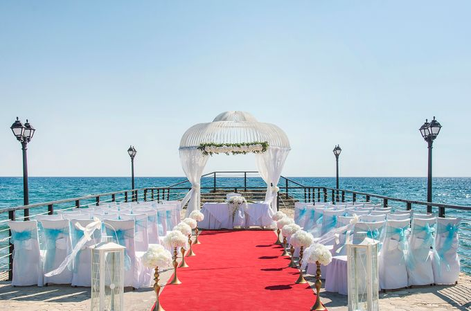 WEDDING DESTINATION CYPRUS by VENUS BESPOKE WEDDINGS - 003