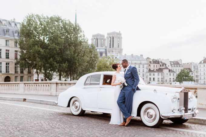 A chic intimate wedding in Paris by Dorothée Le Goater Events - 019