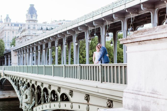 A chic intimate wedding in Paris by Dorothée Le Goater Events - 023