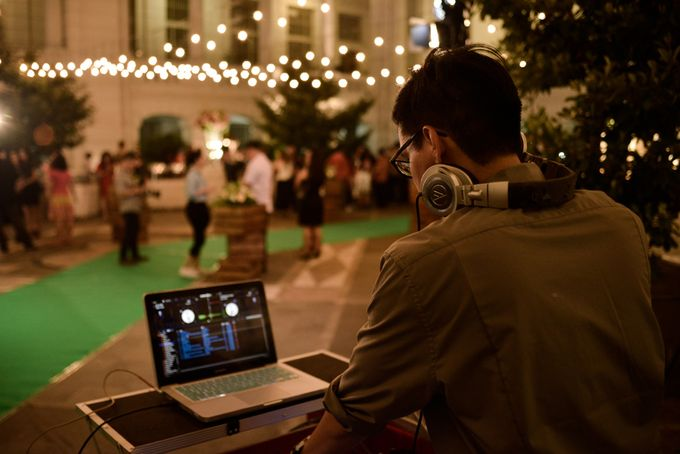 Add To Board Wedding Reception Of MarkusMeivina By DJ Perpi