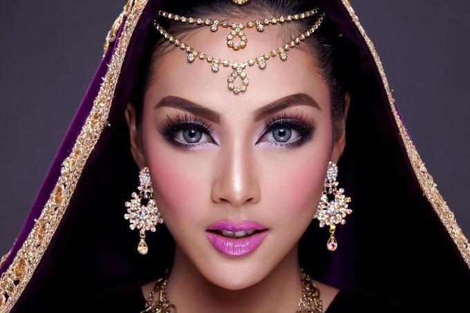 Bold makeup by ellaqueenmakeup - 006