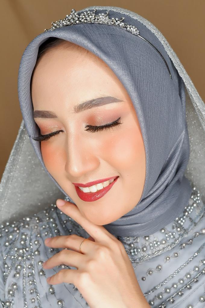 Makeup For  Reception  by Ells Makeup - 004