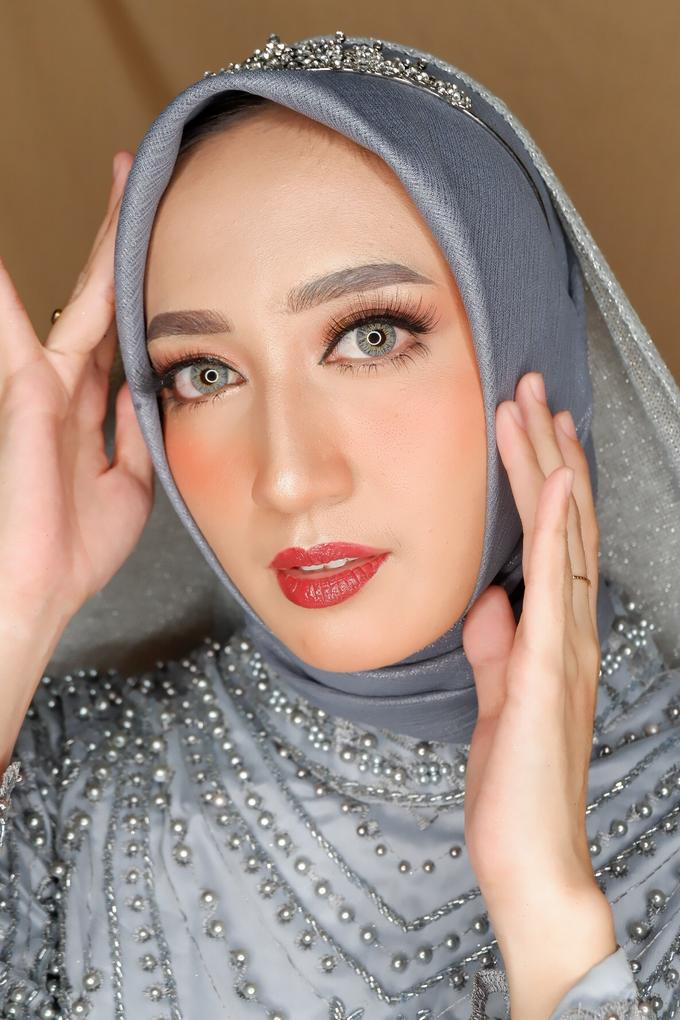 Makeup For  Reception  by Ells Makeup - 003