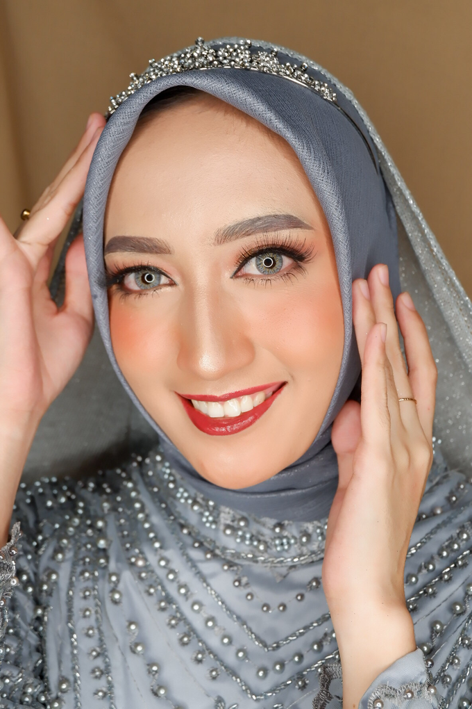 Makeup For  Reception  by Ells Makeup - 002