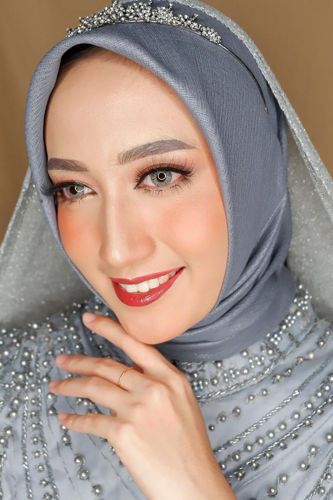 Makeup For  Reception  by Ells Makeup - 006