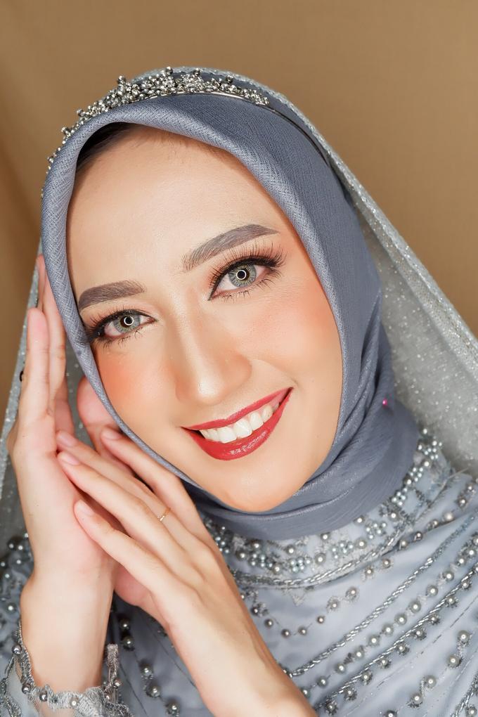Makeup For  Reception  by Ells Makeup - 007