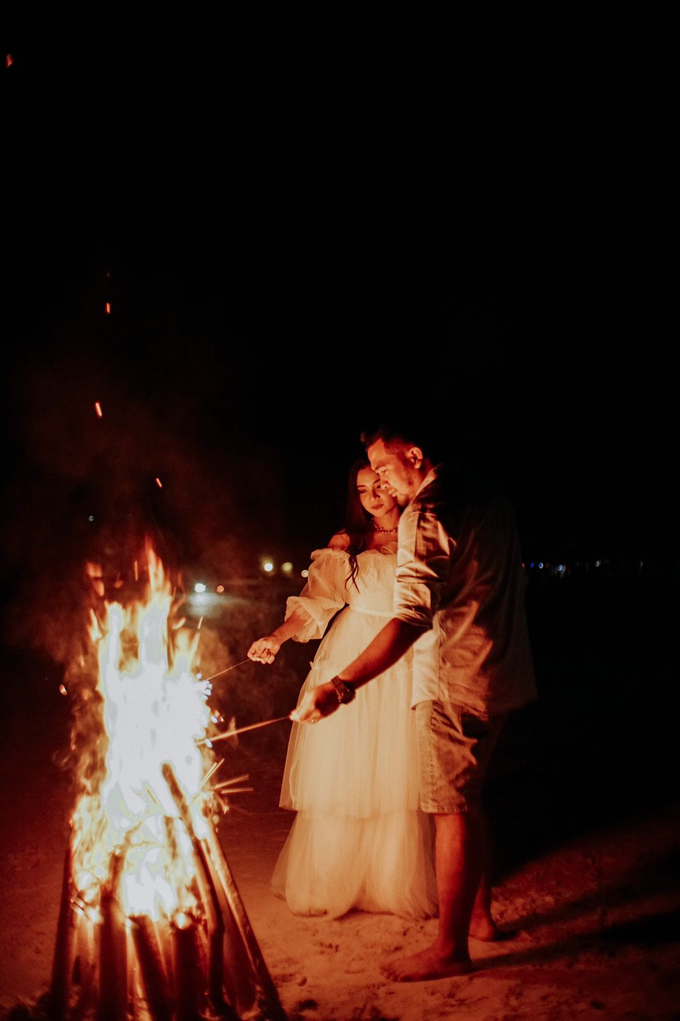 Prewedding Claudia & Setyo  by Ells Makeup - 003