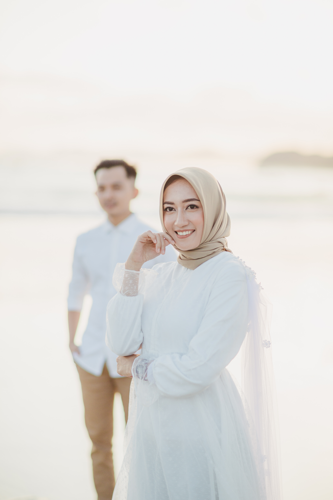 Prewedding Yolanda & Farouq  by Ells Makeup - 001