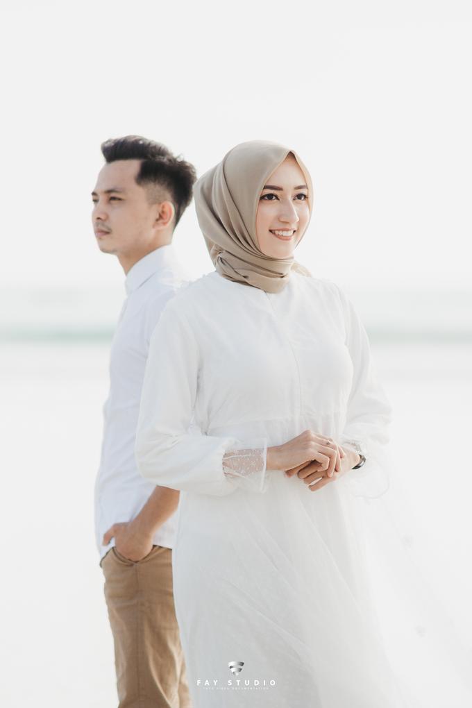 Prewedding Yolanda & Farouq  by Ells Makeup - 003