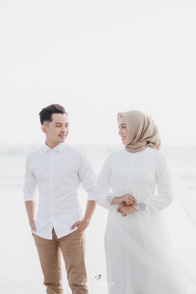Prewedding Yolanda & Farouq  by Ells Makeup - 004