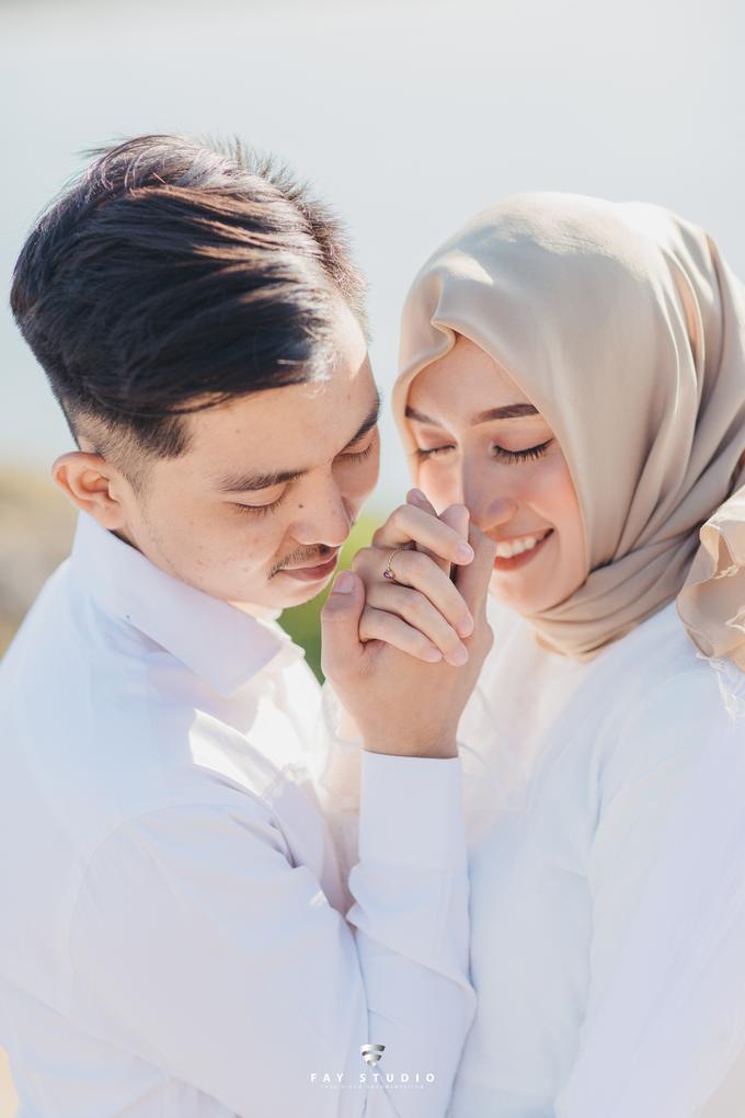 Prewedding Yolanda & Farouq  by Ells Makeup - 008