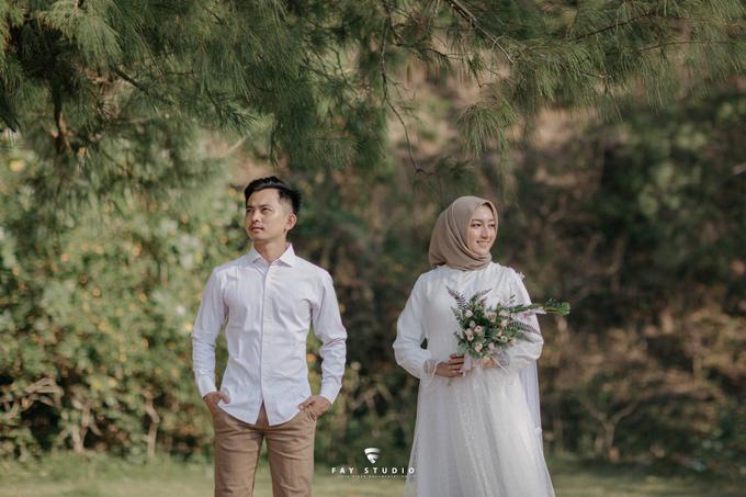 Prewedding Yolanda & Farouq  by Ells Makeup - 006