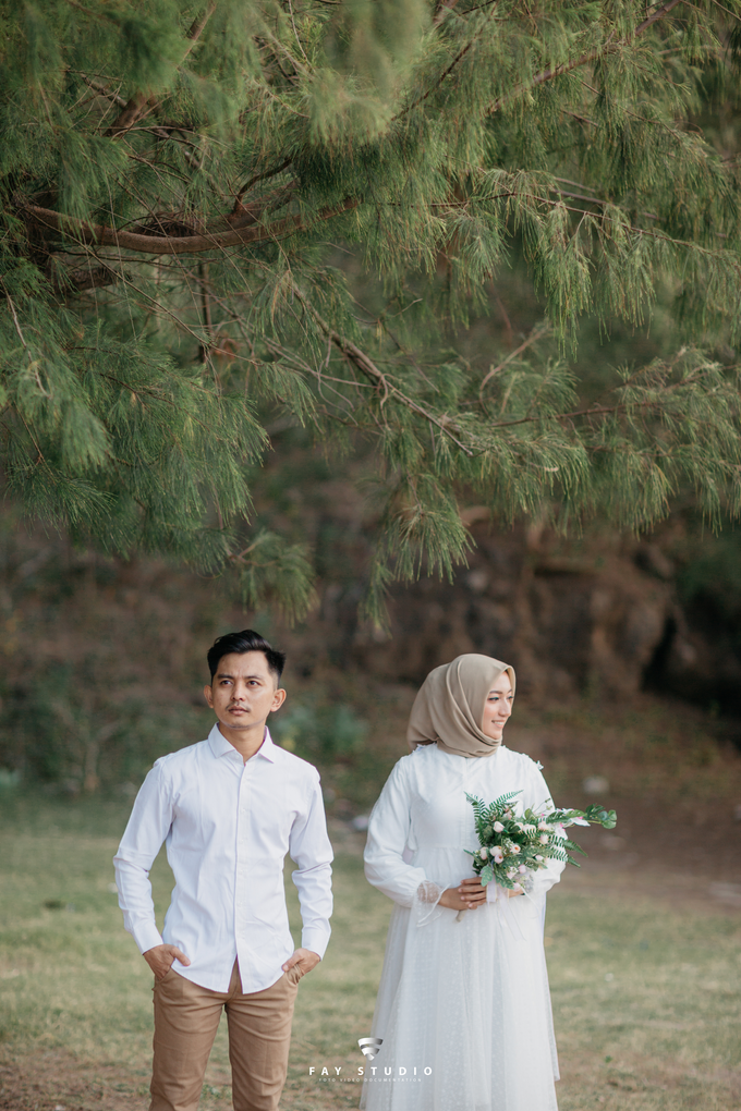 Prewedding Yolanda & Farouq  by Ells Makeup - 007